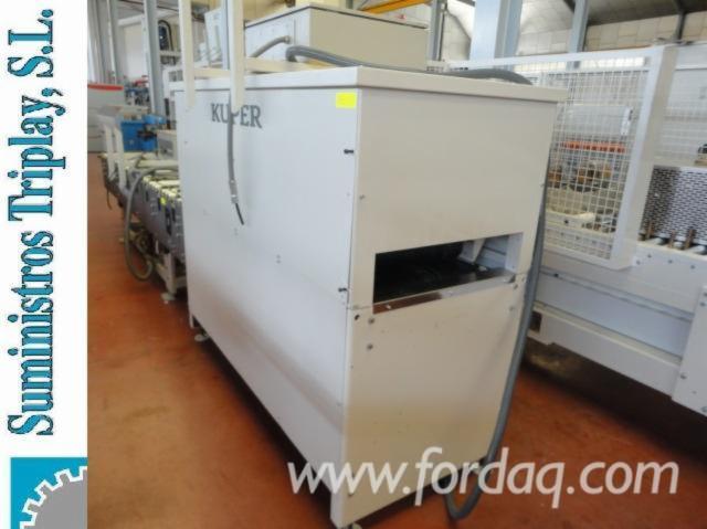 Used-KUPER--2004-Veneer-Production-Machines---Veneer-Processing---Other-For-Sale