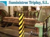 Used CREMONA 1990 Veneer Slicer For Sale in Spain