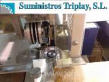 Holzbearbeitungsmaschinen Spanien - Gebraucht FISHER+RUCKLE 2007 Funierzusammensetzmaschine Zu Verkaufen in Spanien