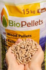 Spruce (Picea Abies) - Whitewood Wood Pellets 6 mm