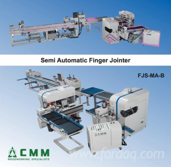 Semi-Automatic-Finger-Jointer