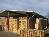 Germany Pallets And Packaging - New Euro Pallet - Epal Germany