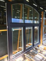 Windows Finished Products - Good quality wood aluminum and PVC windows and doors