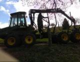 森林和收成设备 - Forwarder Timberjack 810B  旧 1997 德国