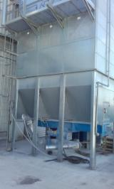 Woodworking Machinery Dust Extraction Facility - WOOD DUST FILTER