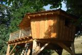 Wooden Houses importers and buyers - Wooden House in the trees