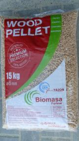 Poland Firewood, Pellets And Residues - All Species Wood Pellets 6 mm