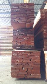 Tropical Wood  Sawn Timber - Lumber - Planed Timber - FAS (firsts and seconds) Makoré  Sawn Timber Ivory Coast