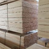 Finger-Joined Elements - Pine (Pinus Sylvestris) - Redwood Finger-Joined Elements in Belarus