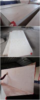 Okoume plywood door skin sheet