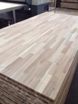 Acacia wood panel