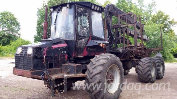 Forwarder-Valmet