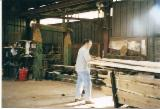 Woodworking Machinery For Sale France - Used SCHULTE 1968 Horizontal Frame Saw For Sale in France