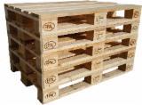 Find best timber supplies on Fordaq - DECOTIMBER SRL - ISPM 15 New Fir / Spruce / Pine EPAL