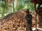 Firewood, Pellets And Residues - Coconut Charcoal Briquets