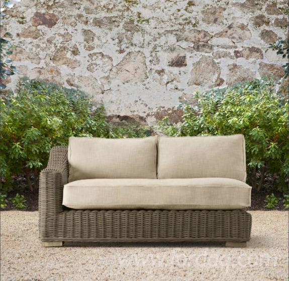 Aland Collection - Poly Rattan Sofa Set - RASF 126