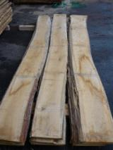 Hardwood  Unedged Timber - Flitches - Boules - Oak (European) Loose in Germany