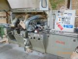 Maşini şi utilaje (noi/second hand), feronerie, produse de tratare a lemnului - Vand Linie Productie Usi A.COSTA - BARBERAN - DE STEFANI Second Hand Italia