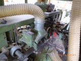 Macchine lavorazione legno - Linea n° 4 : produzione coprifili e battiscopa