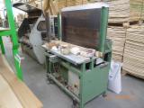 Macchine Lavorazione Legno In Vendita - Linea n° 5 : produzione coprifili con aletta e battiscopa