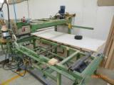 Line n° 6 : production of laminate doorposts and door casings