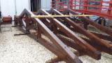 Lamellé Collé, Poutres En Bois Abouté à vendre en Bulgarie - Vend Lamellé Collé - Poutres Droites Wooden Farms ;  Curved Glulam Beams  Epicéa  - Bois Blancs
