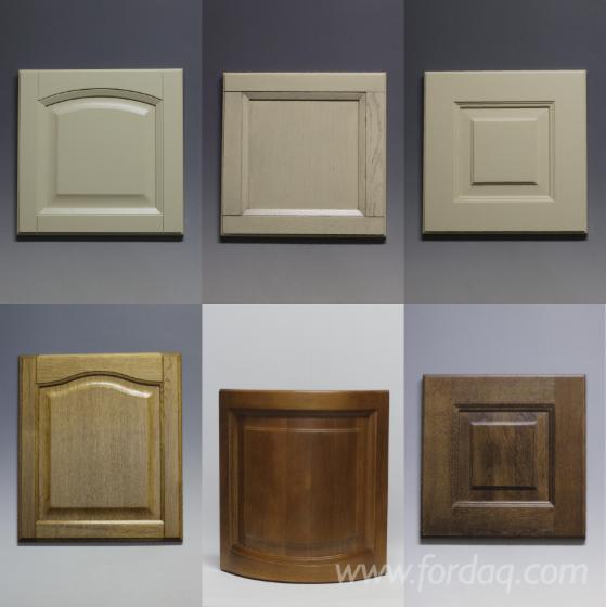 Modern Oak Cabinet Doors : Contemporary oak kitchen cabinet doors