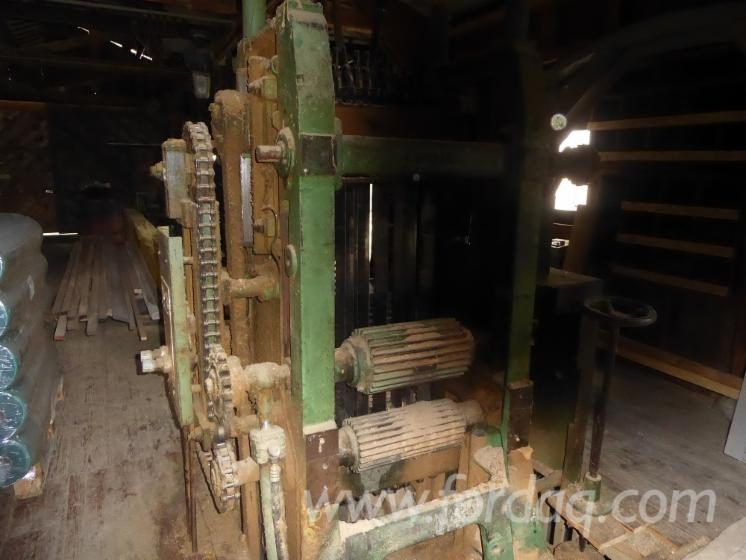 Used-ESTERER-1972-Solid-Wood-And-Panel-Sawing-Machines---Other-For-Sale-in