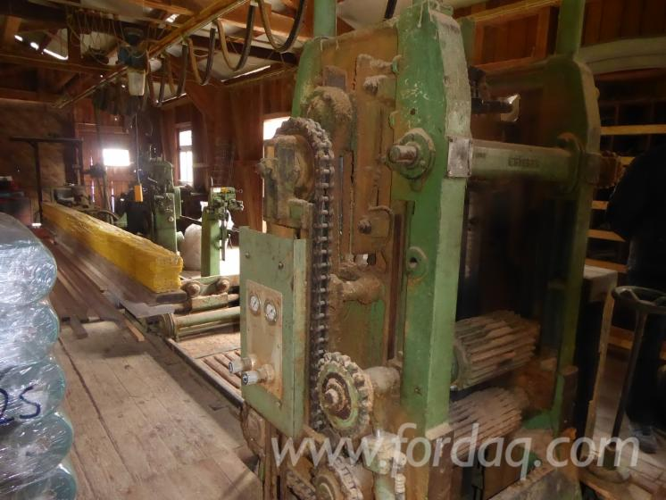 ... 1972 Solid Wood And Panel Sawing Machines - Other For Sale Germany