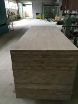 Massivholzplatten Polen - 1 Schicht Massivholzplatten, Birke