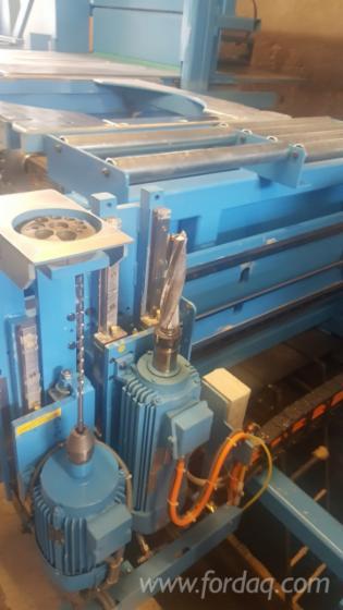 Used-Hundegger-2012-CNC-Machining-Center-For-Sale