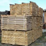 France Sawn Timber - Oak (European) Planks (boards)  in France