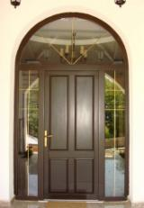 Spruce  - Whitewood Finished Products - Spruce (Picea Abies) - Whitewood Doors in Romania