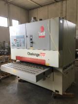 Italy Woodworking Machinery - WIDE BELT SANDER BRAND VIET MOD. CHALLENGE 323