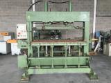 Italy Woodworking Machinery - BENDING PRESS BRAND VECCHIATO MOD. SN2000/120-70