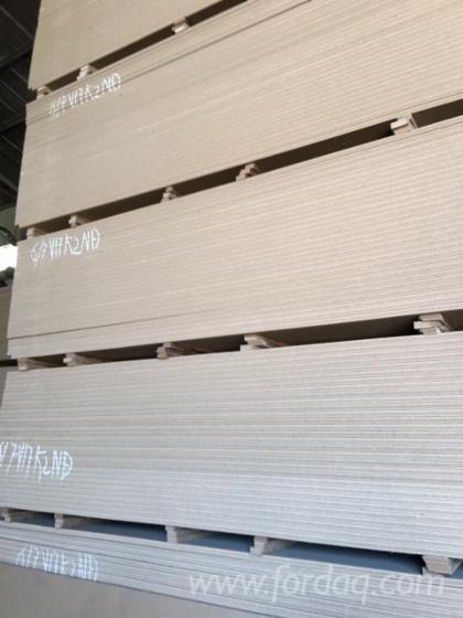 Mdf board laminated waterproof uv