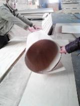 Biegsames Sperrholz