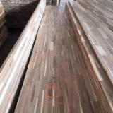 Discontinuous Stave  Solid Wood Panels - Acacia wood laminated board/wood finger joint laminated board/acacia wood finger board