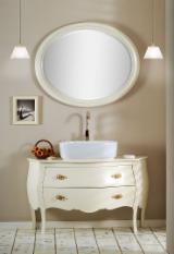 Bathroom Furniture - Epoch Tilia (Lime Tree) Cabinets Romania