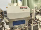 RAIMANN Multirip saw cutting line, type KR 450 BV