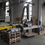 Woodworking Machinery For Sale Italy - PLANT FOR DOORS WITH PALLETIZER 360 °