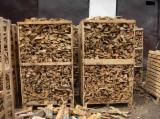 Firelogs - Pellets - Chips - Dust – Edgings - Beech  Firewood/Woodlogs Not Cleaved -- mm