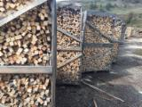 Firewood - Chips - Pellets Supplies - Beech (Europe) Kindlings (Fire Starter Wood) 4 mm