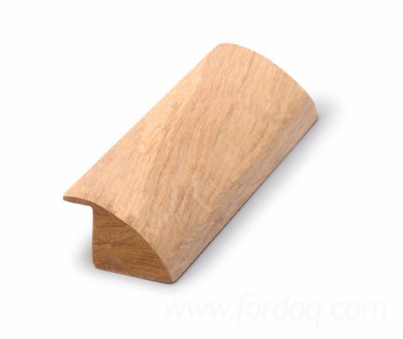 Somos fabricantes de todo tipo de perfiles en madera for Parquet madera maciza