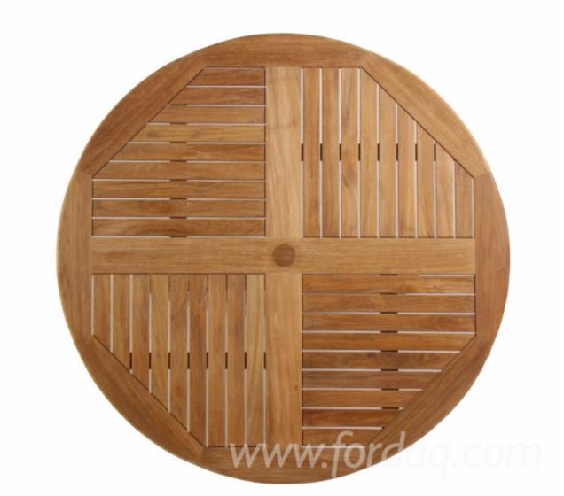 Wood-table