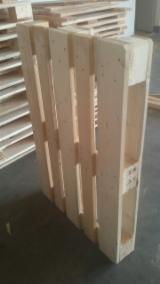 Germany Pallets And Packaging - New Pallet Germany