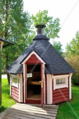 Garden Products - Gardenhouses from conifere wood