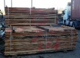 Hardwood  Unedged Timber - Flitches - Boules - Unedged beech lumber 22 mm, KD