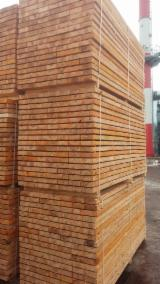 Pallets En Verpakkings Hout - All Broad Leaved Species, 30.0 - 500.0 m3 Vlek – 1 keer