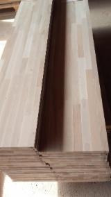 Solid Wood Components For Sale - Beech Finger-Joined Elements in Romania